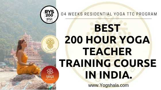 Yogshala Yoga School Best 200 Hour Yoga Teacher Training Course In Rishikesh India