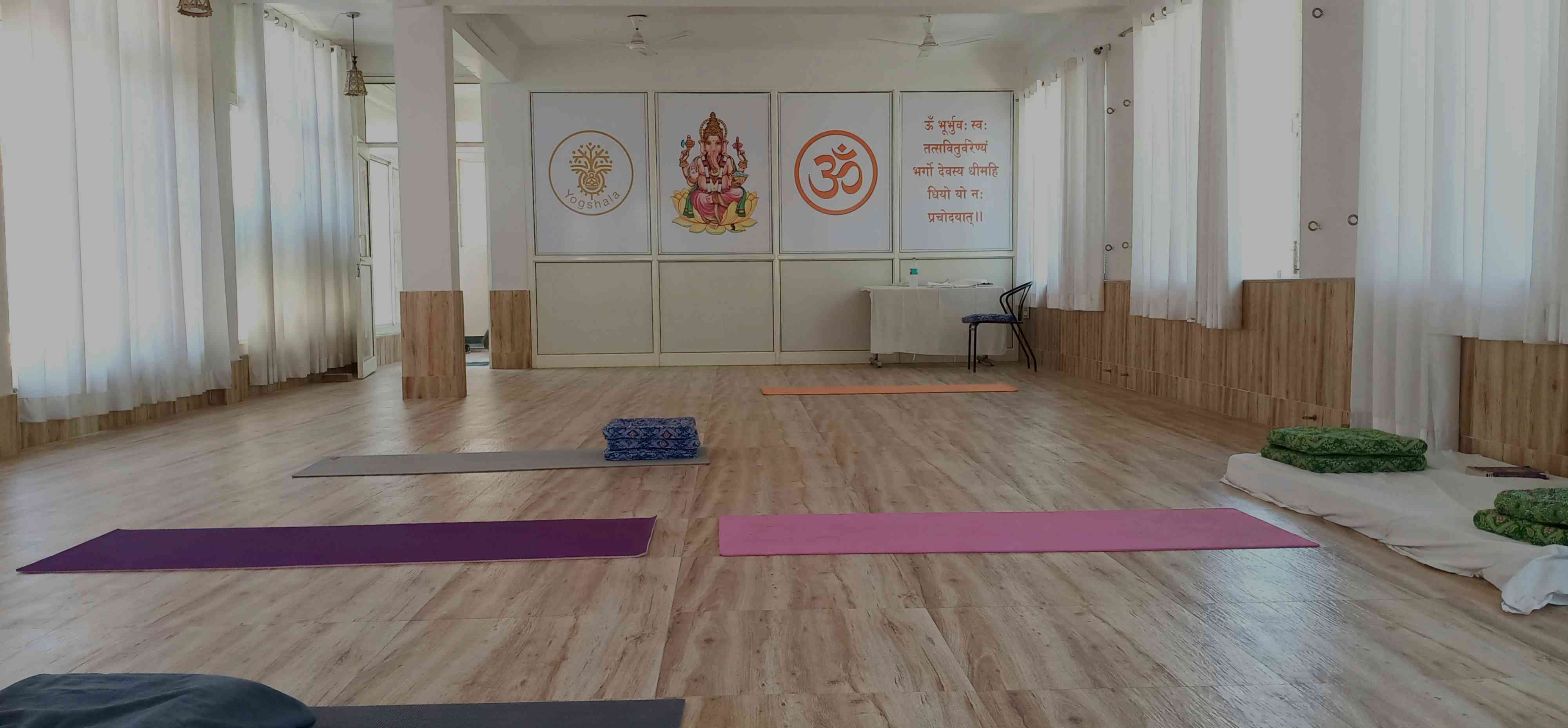 yogshala yoga school